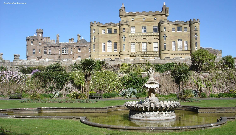 Garden Centre: Culzean Castle