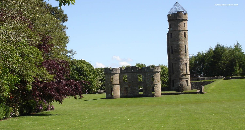Ayrshire country parks for 17 eglinton terrace ayr