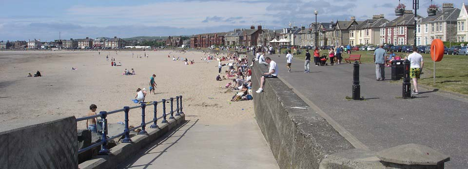 Ardrossan South Beach image