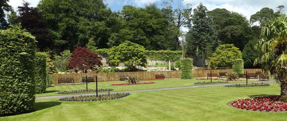 Garden Centre: Belleisle Park