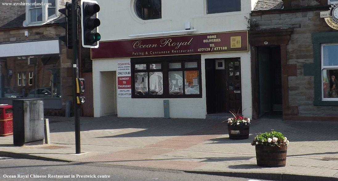 Chinese Buffet Restaurants In Ayrshire