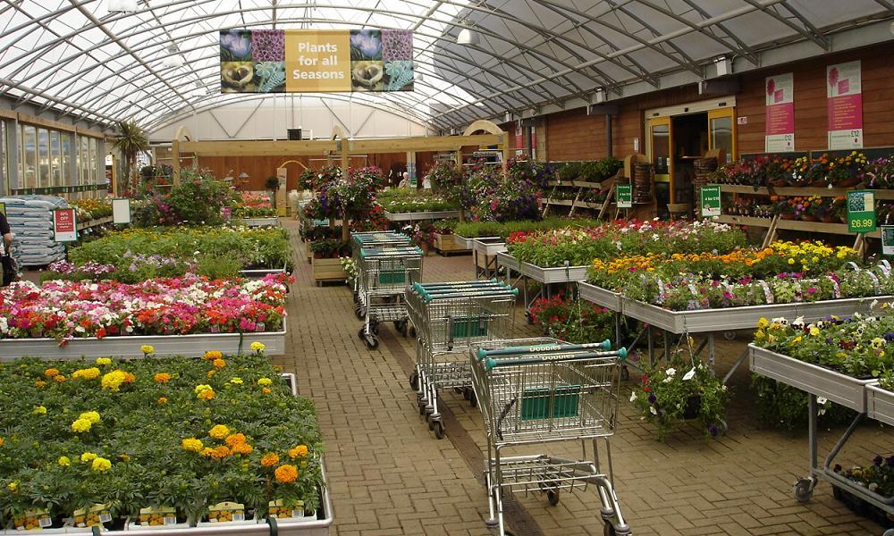 Garden Centre: Ayrshire Garden Centres