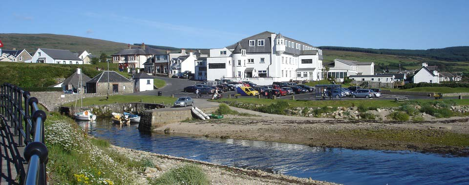 Blackwaterfoot Hotel image