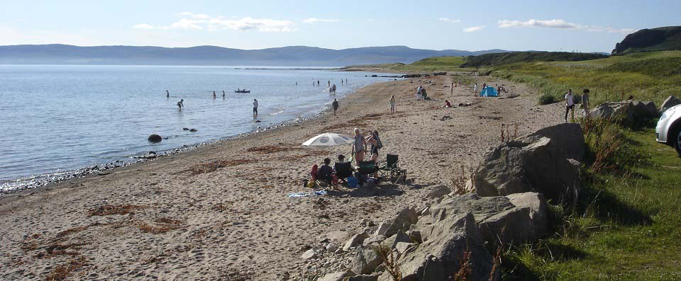 Blackwaterfoot Beach image