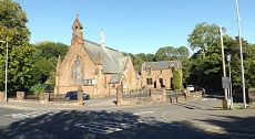 Cumnock Congressional Church image