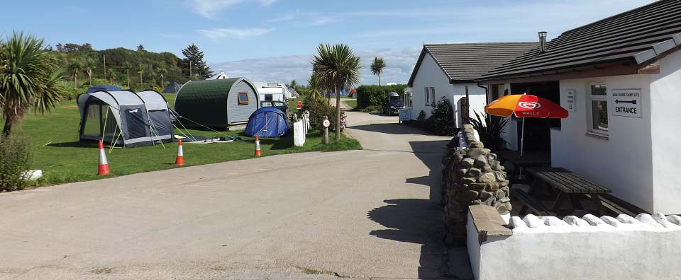 Seal Shore Camping and Touring Site image