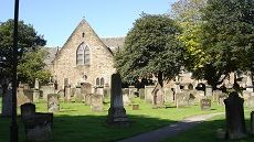Auld Kirk off the High Street