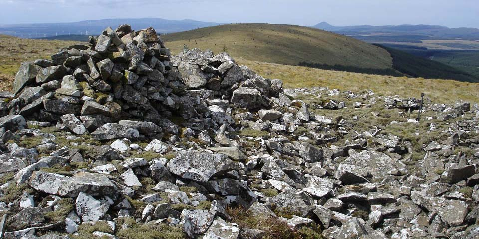 Cairn Hill by Barr summit image