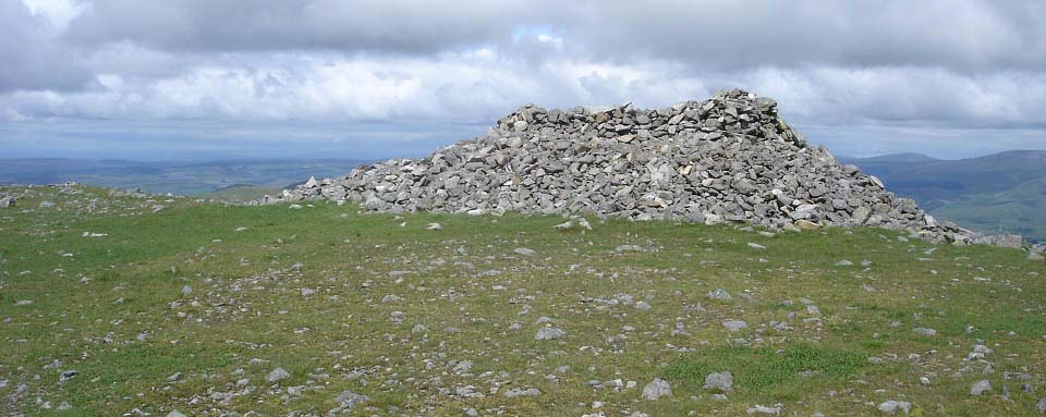 Calin's Cairn main cairn