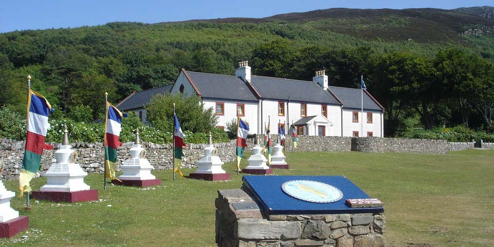Holy Isle Centre for World Peace and Health image