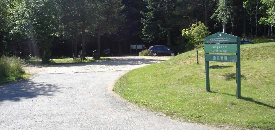 Kings Cave Car Park image