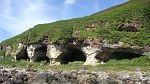 Kings Cave from Blackwaterfoot image