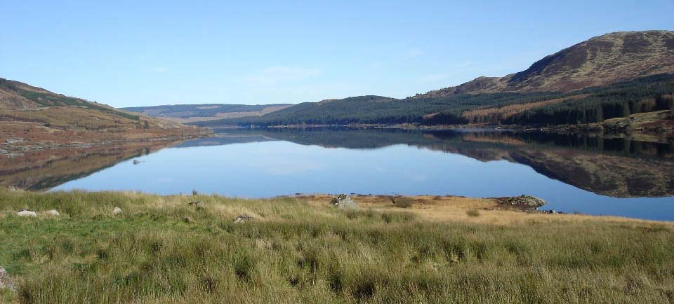 Loch Doon South Side